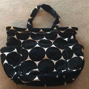 Thirty One Polka Dot Bag